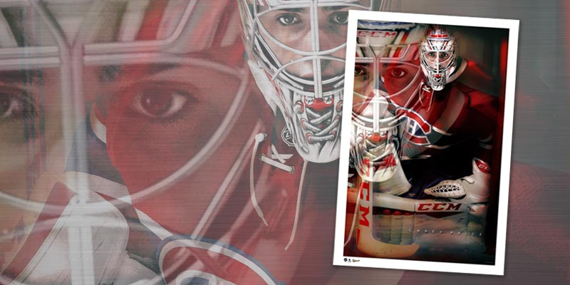 SKU# 73-146 - Carey Price